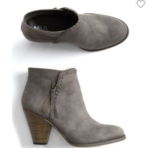Avery Braided Bootie (Stitch Fix)